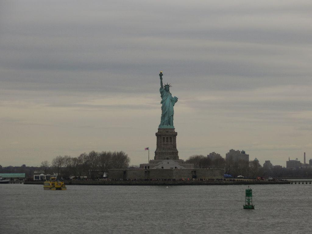 The Statue Of Liberty - Die Freiheitsstatue